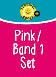 Pink Set: Levels 1-2/Pink/Band 1 - cover
