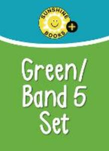 Green Set: Levels 12-14/Green/Band 5 - cover