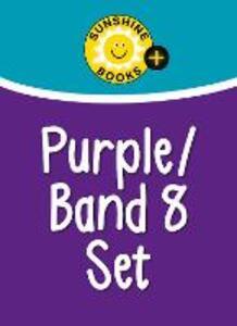 Purple Set: Levels 19-20/Purple/Band 8 - cover