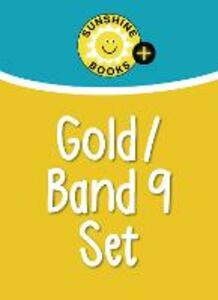Gold Set: Levels 21-22/Gold/Band 9 - cover