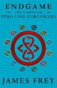 Ebook in inglese The Complete Zero Line Chronicles Frey, James