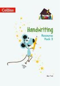 Handwriting Resource Pack 3 - Sue Peet - cover