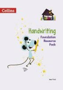Handwriting Foundation Resource Pack - Sue Peet - cover
