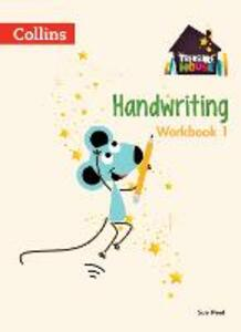 Handwriting Workbook 1 - cover