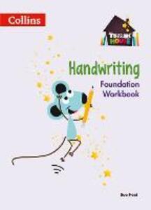 Handwriting Workbook F - cover
