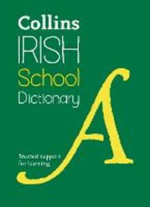 Collins Irish School Dictionary - Collins Dictionaries - cover