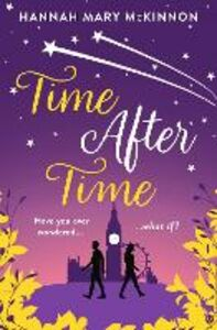 Ebook in inglese Time After Time McKinnon, Hannah