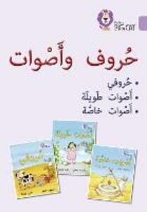 Letters and Sounds Big Book: Level 1 (Kg) - cover