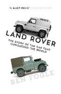 Ebook in inglese Land Rover Fogle, Ben