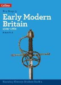 KS3 History Early Modern Britain (1509-1760) - Robert Peal - cover