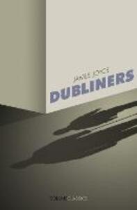 Dubliners - James Joyce - cover