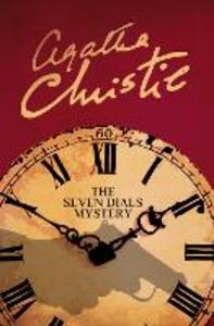The Seven Dials Mystery - Agatha Christie - cover