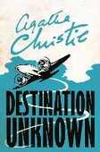 Libro in inglese Destination Unknown Agatha Christie