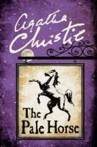 The Pale Horse - Agatha Christie - cover
