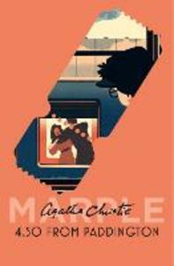 4.50 from Paddington - Agatha Christie - cover