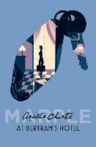 At Bertram's Hotel - Agatha Christie - cover