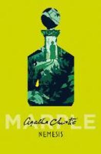 Nemesis - Agatha Christie - cover