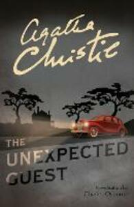 The Unexpected Guest - Agatha Christie - cover