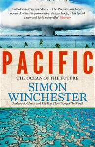 Pacific: The Ocean of the Future - Simon Winchester - cover