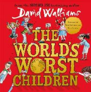 The World's Worst Children - David Walliams - cover