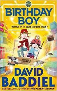 Birthday Boy - David Baddiel - cover