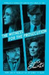 The Witness for the Prosecution: And Other Stories - Agatha Christie - cover