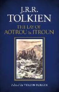 Ebook in inglese The Lay of Aotrou and Itroun Tolkien, J. R. R.