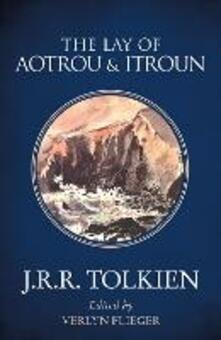 The Lay of Aotrou and Itroun - J. R. R. Tolkien - cover