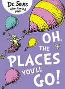Ebook Oh, The Places You'll Go Dr. Seuss