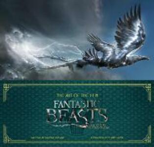 The Art of the Film: Fantastic Beasts and Where to Find Them - Dermot Power - cover