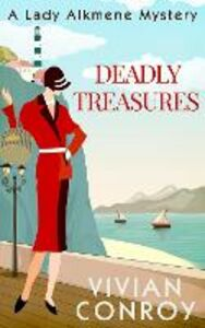 Ebook in inglese Deadly Treasures Conroy, Vivian