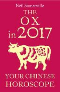 Ebook in inglese The Ox in 2017 Somerville, Neil