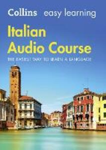Easy Learning Italian Audio Course: Language Learning the Easy Way with Collins - Collins Dictionaries - cover