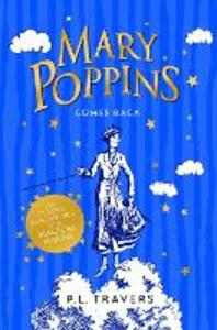 Mary Poppins Comes Back - P. L. Travers - cover