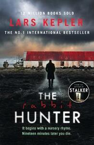 The Rabbit Hunter - Lars Kepler - cover