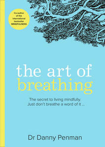 The Art of Breathing - Danny Penman - cover