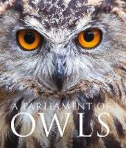 Ebook in inglese A Parliament of Owls Unwin, Mike