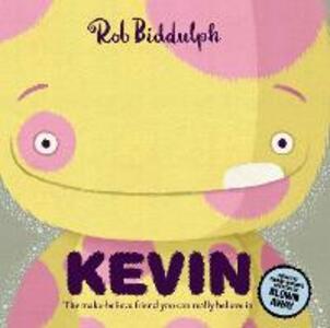Kevin - Rob Biddulph - cover