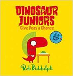 Give Peas a Chance - Rob Biddulph - cover