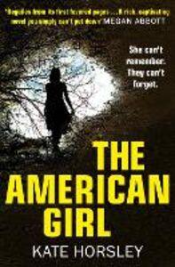 Ebook in inglese The American Girl Horsley, Kate