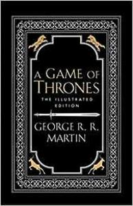 A Game of Thrones - George R. R. Martin - cover
