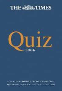 Ebook in inglese The Times Quiz Book Bjortomt, Olav , Games, The Times Mind