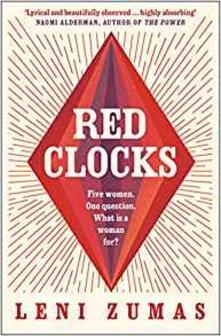 Red Clocks - Leni Zumas - cover