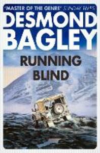 Running Blind - Desmond Bagley - cover