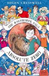 The Bagthorpe Saga: Absolute Zero - Helen Cresswell - cover