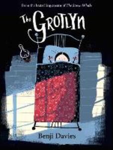The Grotlyn - Benji Davies - cover