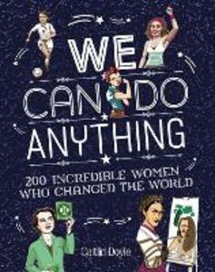 Ebook in inglese Girls Can Do Anything Doyle, Caitlin
