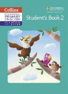 International Primary English as a Second Language Student's Book Stage 2 - Daphne Paizee - cover