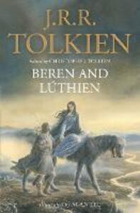 Beren and Luthien - J. R. R. Tolkien - cover