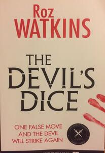 The Devil's Dice: The Times Crime Book of the Month - Roz Watkins - cover